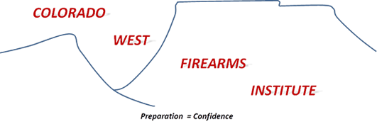 Colorado West Firearms Institute Logo